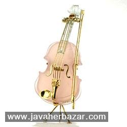 سمفونی آلات موسیقی از جنس سنگهای قیمتی