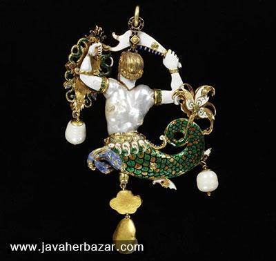 قطعه جواهری با نام پادشاه هفت دریا