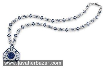 حراج جواهرات الیزابت تیلور در حراجی سوتبی