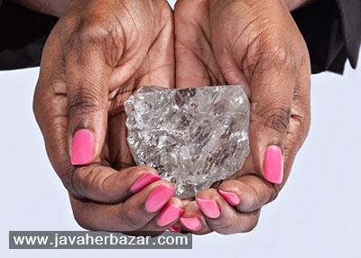 دومین الماس بزرگ کشف شده در جهان