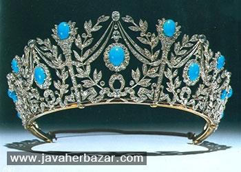 خزانه جواهرات ایران در دوره قاجار و پهلوی