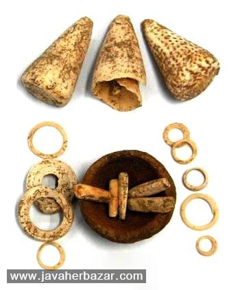 پیدایش جواهرات از ابتدا آغاز بشریت