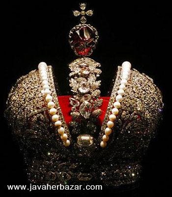 جواهرات سلطنتی کشور روسیه