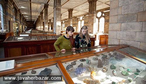 تاسیس موزه سنگهای قیمتی در کارولینای شمالی
