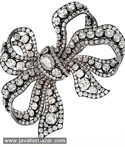 حراج کلکسیون جواهرات چارلز رایتزمن
