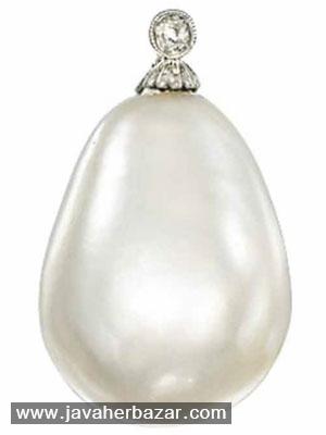 فروش جواهرات مروارید طبیعی در حراجی Chiristie s