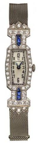 زیبا ترین نمونههای ساعت زنانه برند امگا