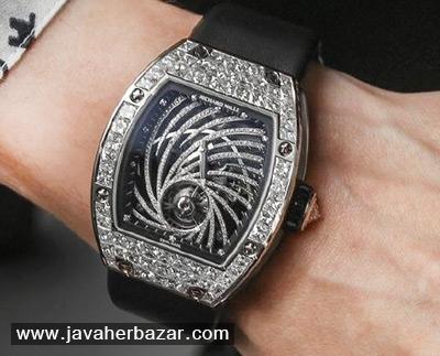 نمونه ای از ساعتهای قیمتی برند ریچارد مایل