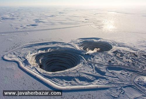 معدن الماس دیاویک، دوستدار محیط زیست