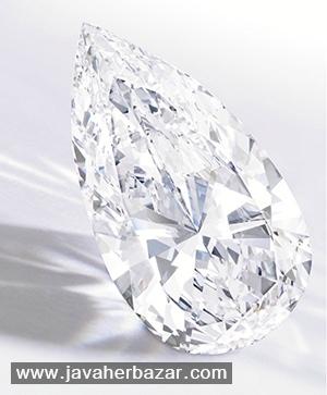 الماسها، از بی رنگ تا رنگی