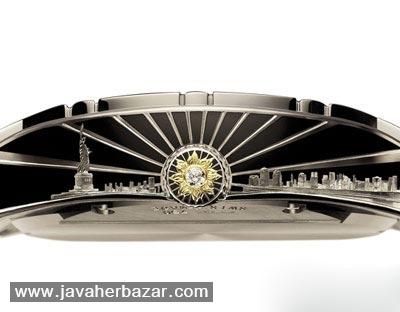ساعتهای جدید کمپانی پیاژه با طرح مبناهای مشهور شهر نیویورک