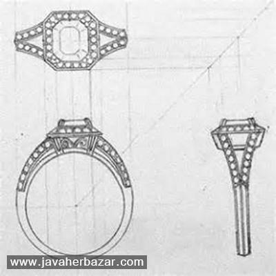 عوامل اصلی در فرآیند طراحی جواهرات