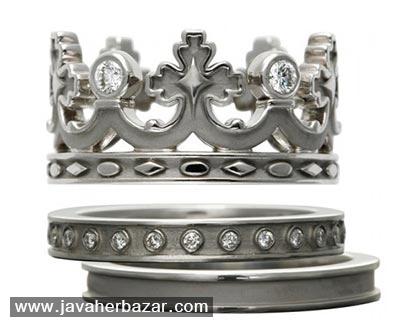 حلقههای سلطنتی کشورهای مختلف محصول کمپانی Carrera y Carrera