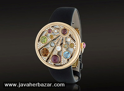 ساعتهای جواهر نشان بولگاری، مدل مدیترانه ای عدن
