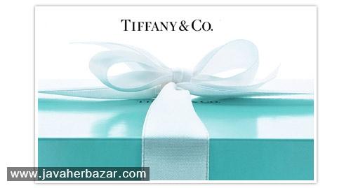 جواهرات کمپانی تیفانی طراحی شده به شکل بطری