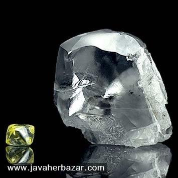 الماس 553 قیراطی کشف شده از معادن آفریقای جنوبی