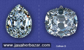 الماس کولینان یکی از بزرگترین الماسهای خام در جهان