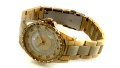 ساعت ادکس ADEXE مجلسی طلایی زنانه - کد 16982