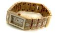 ساعت دریم Dream طلائی پرنگین مجلسی زنانه - کد 17492