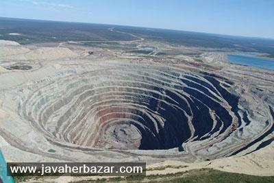 معرفی چندین معدن الماس، در کشور روسیه