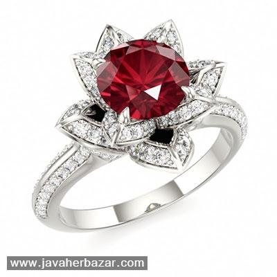 استفاده از یاقوت سرخ در جواهرات سلطنتی اروپا