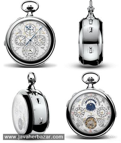 رفرنس 57260، یکی از گرانقیمت ترین ساعتهای دست ساز سوئیسی