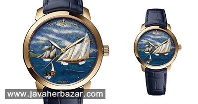 ساعت جدید برند ناردین برای قایق رانی
