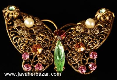 طراحی جواهرات در قرن هفدهم