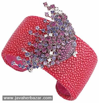 جواهرات جدید برند دامیانی با طرح حیوانات مختلف
