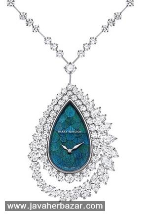 هری وینستون ، یکی از جواهرسازان معروف و معتبر آمریکایی