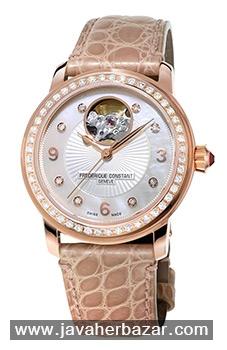 ارائه مجموعه جدیدی از ساعتهای زنانه، توسط برند فردریک کنستانت