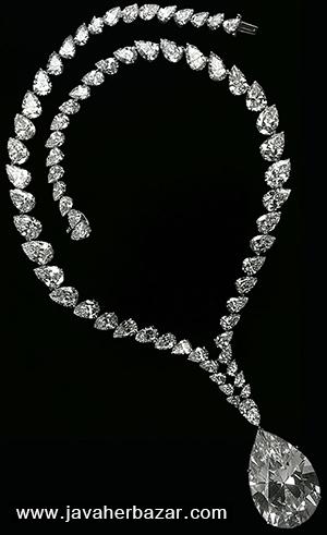 الماس الیزابت تیلور