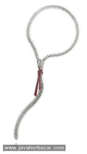 تبدیل یک گردنبند به دستبند، ایده ای جدید از سوی کمپانی Van Cleef & Arpels