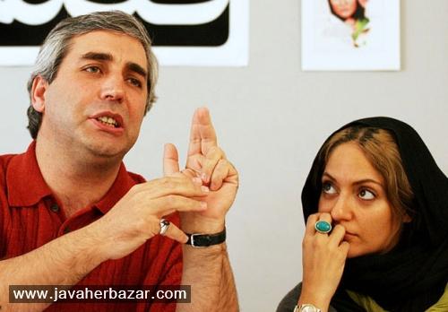تصاویری جالب از انگشترها و جواهرات برخی از هنرمندان کشور
