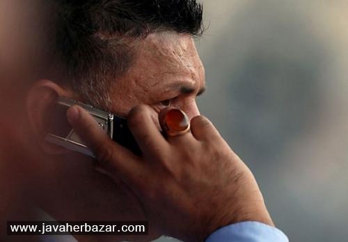 تصاویر ساعت و انگشترهای برخی از وزشکاران ایران