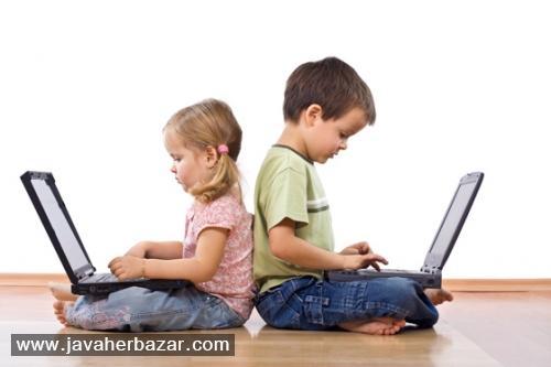 با کودکانتان در مورد فضای مجازی صحبت کنید.