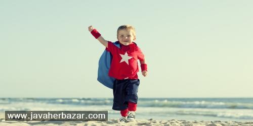 شجاعت در کودکان یک ویژگی خوب است!