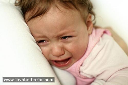 رفتار درست در هنگام گریه کردن کودک