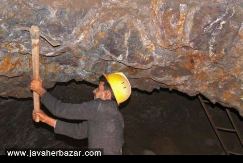 معادن سنگ فیروزه در ایران