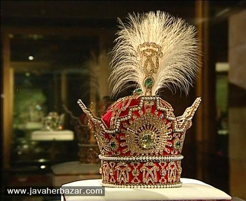 جواهر مورد علاقه فتحعلی شاه