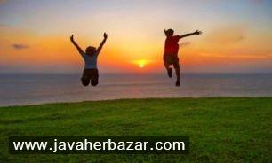 نشاط و شادی را به دیگران منتقل کنید.