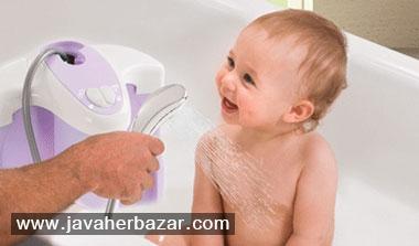 آیا هر روز میتوان کودک خود را حمام کرد؟