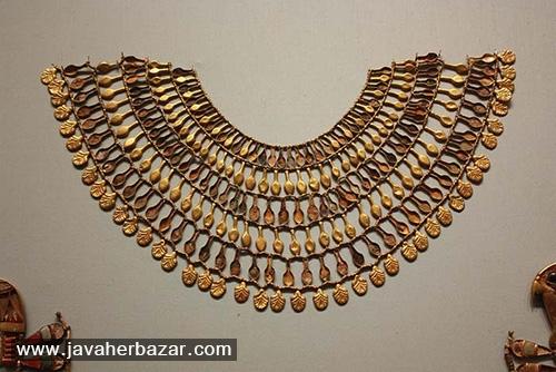 مفهوم استفاده از جواهرات در مصر باستان