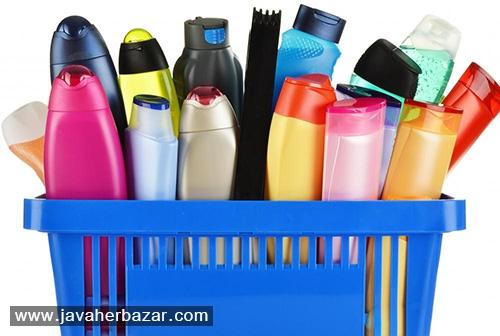 تاثیر نوع شامپو در میزان ریزش مو