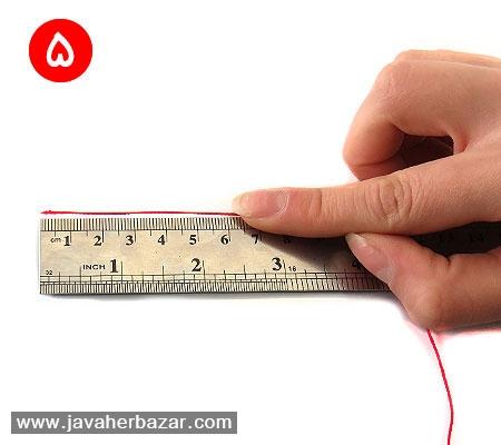 انگشترهای موجود در فروشگاه ، در سایزهای مختلفی قابل ارائه هستند.