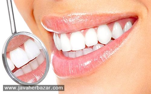 دلیل لکه دار شدن دندانها چیست؟