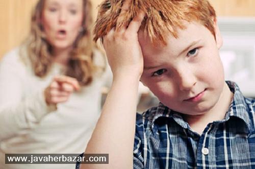 روش ها صحیح برای برخورد با قهر کردن کودکان