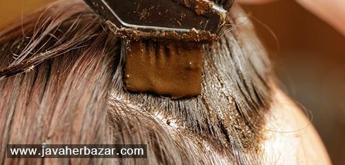 فواید بی نظیر حنا برای تقویت موی سر
