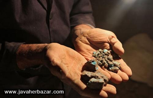 بزرگ ترین معدن فیروزه در جهان را بهتر بشناسید