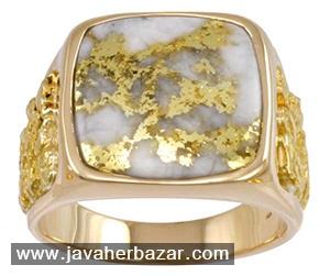 استخراج فلز طلا از فلزات و کانیهای دیگر